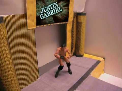 JWS - Justin Gabriel Entrance