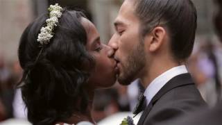 Chea Family Multicultural Interracial Wedding. African American And Khmer Wedding.