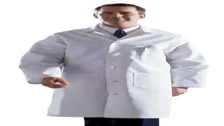 Mens Full Length Lab Coat