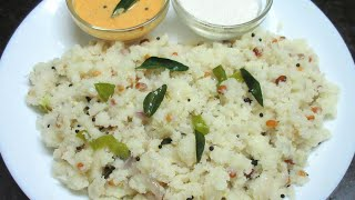 உப்புமா இப்படி செஞ்சா அடுத்து அடிக்கடி செய்வீங்க   Easy Rava Upma in Tamil   Easy breakfast recipes