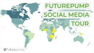 Futurepump's Social Media Is Going on Tour