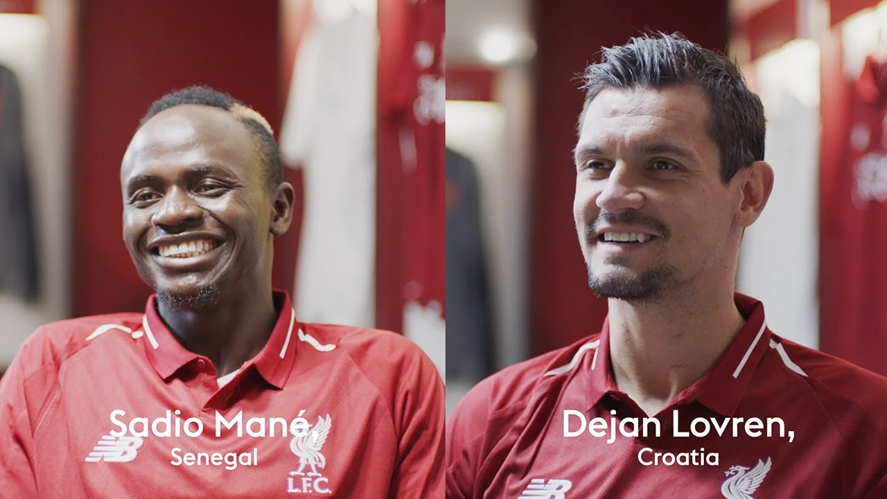 Living Away from Home - Sadio Mane & Dejan Lovren