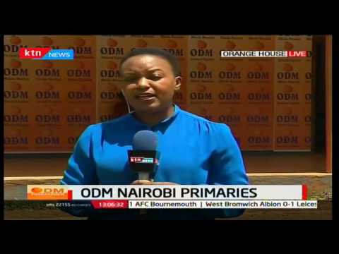 Junet Mohamed appointed to oversee ODM party Primaries in Nairobi