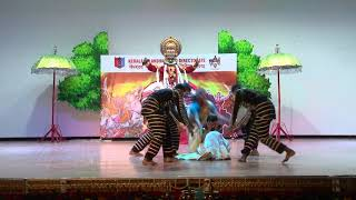 KERALA DTE CULTURAL SHOW ON WOMAN EMPOWERMENT AT NCC RDC 2020;?>