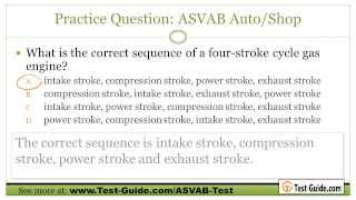 ASVAB Test Answers - ASVAB Practice Tests and Sample Questions