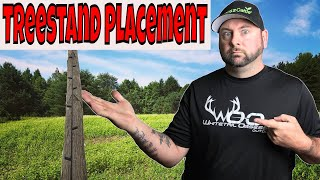 BEST TREESTAND PLACEMENT STRATEGIES - BEST MOCK SCRAPE SCENTS