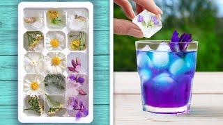 Fast And Yummy Drink Ideas For Hot Summer Days