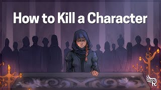 How to write the death of a character