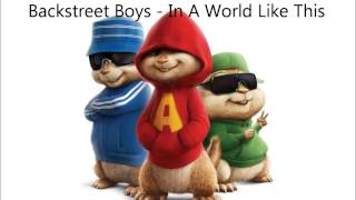 Backstreet Boys   In A World Like This Audio