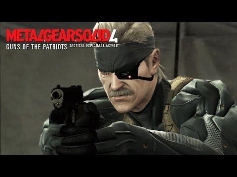 Видео № 0 из игры Metal Gear Solid 4: Guns of the Patriots - Platinum (Б/У) [PS3]
