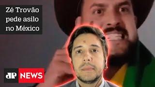 Joel: Bolsonaro recua mas alguns dos seguidores vão além e revelam sua intenção
