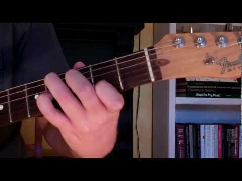 How To Play the C#7 Chord On Guitar (C sharp seventh) 7th