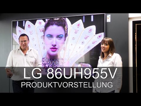 LG 86UH955 SUPER UHD TV 4K - Produktvorstellung - Thomas Electronic Online Shop - 65UH950