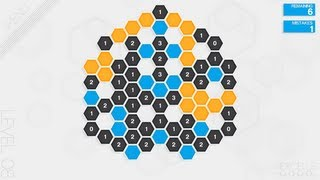 Picture of a game: Hexcells