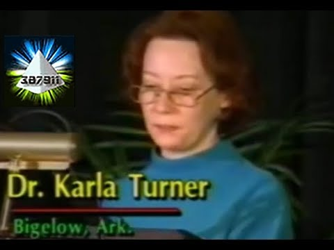 Karla Turner ✪ Masquerade of Angels ET Agenda UFO Disclosure ♦ Grey Alien Abduction 1