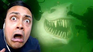 SCARY THINGS ABOUT THE OCEAN