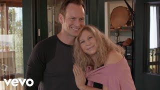 Barbra Streisand with Patrick Wilson - Loving You (Official Video)
