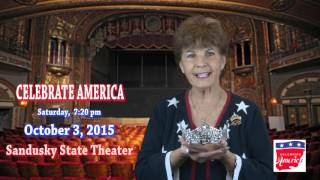 CELEBRATE AMERICA – Jackie Mayer – Miss America 1963_ Specialty Videos