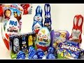 Easter Holiday Surprise Eggs Maxi Egg Smarties Kinder Surprise Milka Ore...