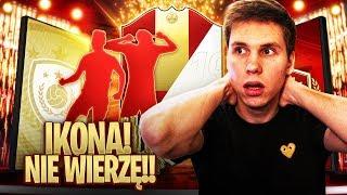 Trafiłem IKONĘ w PACZCE za FUT CHAMPIONS!! / FIFA 19 ULTIMATE TEAM NAGRODY PL