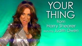 YOUR THING -  Harry Shearer featuring Judith Owen