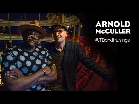 Arnold McCuller: Memories of Life on the Road