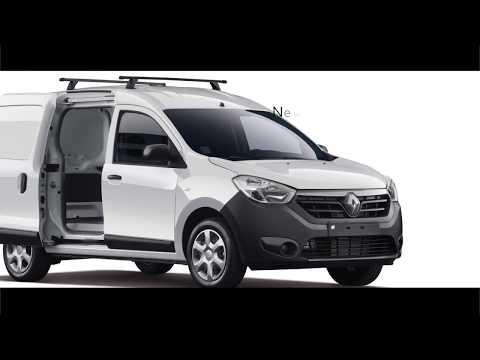Renault Dokker Van Фургон класса M - рекламное видео 3