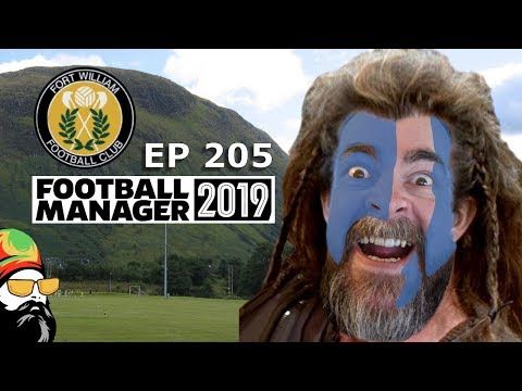 FM19 Fort William FC - Premiership EP205 - Premiership - Football Manager 2019