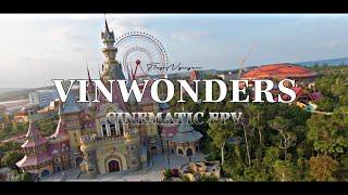 CINEMATIC FPV | VINWONDERS PHÚ QUỐC | THE BIGGEST THEME PARK IN VIETNAM | TOP OF ASIA