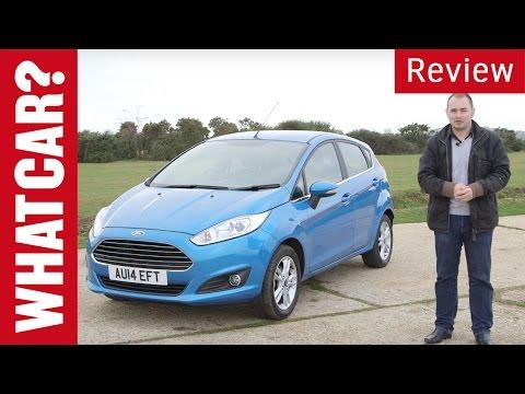 Ford Fiesta review - www.whatcar.com