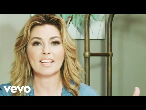 Shania Twain – Life's About To Get Good (Behind The Scenes)