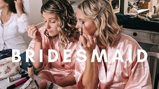 GRWM : SPECIAL BRIDESMAID EDITION || STYLE LOBSTER