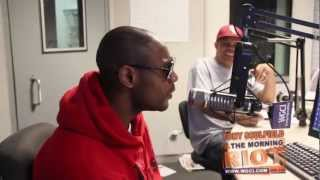 Tank GOES IN on Brian McKnight with the Morning Riot