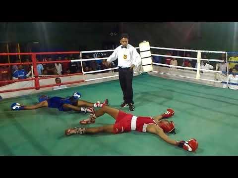 Двойной нокаут от индийских аматоров Double Knockout,