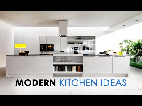 Modern Latest Most Expensive Kitchen Interior Ideas -  Interior Design Ideas