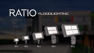 Ratio Outdoor Luminaire Family