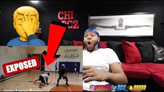 REACTION TO FlightReacts vs Bone Collector 1v1! CANT BELIEVE THIS HAPPENED TO MY MANS FTC SMH!