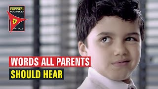 Ferrari World Abu Dhabi Commercial - Words all parents should hear
