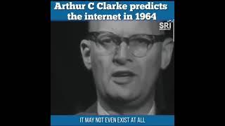 arthur c clarke prediction Video
