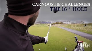 Rick Shiels vs the toughest par 3 in golf | Carnoustie Challenges