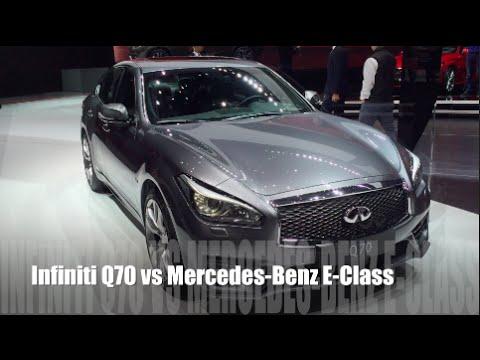 Infiniti  Q70 Седан класса E - тест-драйв 5
