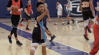 Yuuki Okubo Inspired This Kid To Get BUCKETS For BallerVisions!