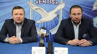 Итоговая пресс-конференция «Иртыш» - «Кулагер»
