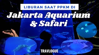 Jakarta Aquarium, Destinasi Wisata Edukasi di Masa Pandemi