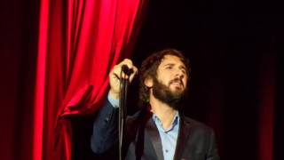What I did for love - Josh Groban, Berlin, 10.05.2016, STAGES TOUR, Tempodrom