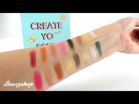 Soda Soda Eyeshadow Palette #makeitsplay 003