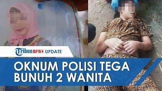 Terungkap! Inilah Motif Pembunuhan 2 Sahabat di Medan yang Dilakukan Oknum Polisi