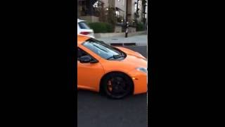 $250,000 car gets windshield SMASHED by kid on a skateboard!!!