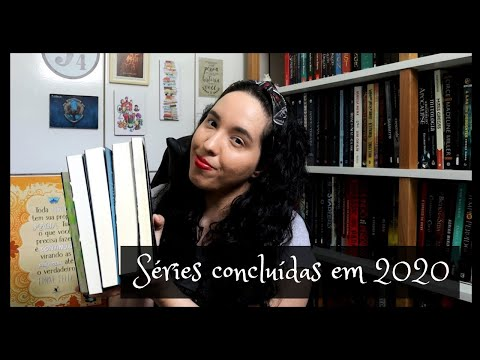 Séries concluídas em 2020 | Raíssa Baldoni