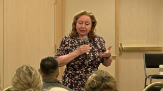 Mindfulness & Guided Meditation Breakout Session – 2017 NMO Patient Day